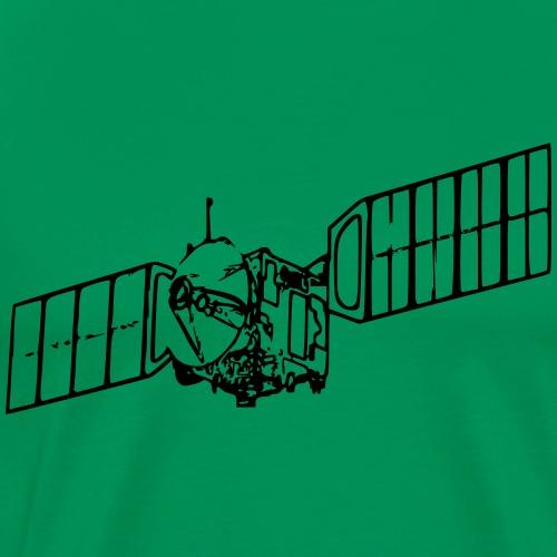 Satellite - Maglietta Premium da uomo