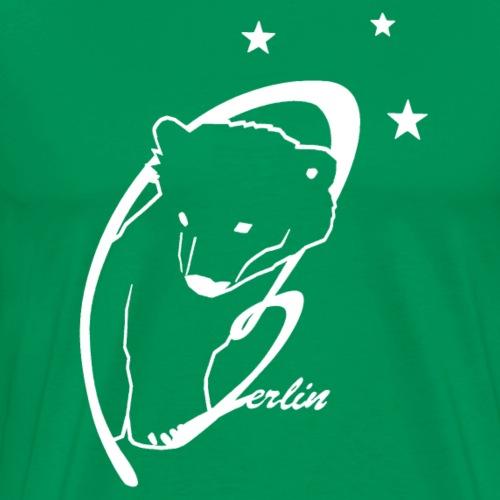 Berlin Bär - Männer Premium T-Shirt