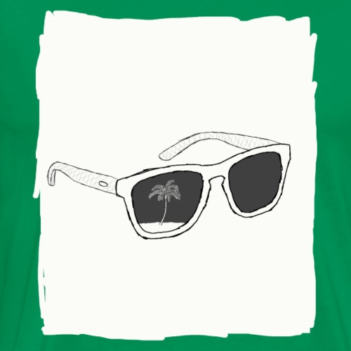 Sunglasses - Männer Premium T-Shirt