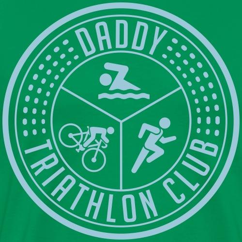 Daddys Triathlon Club - Men's Premium T-Shirt
