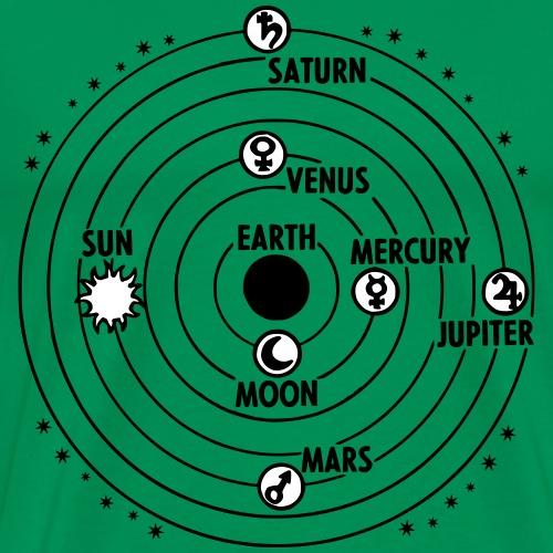 earth 2026315 - Männer Premium T-Shirt