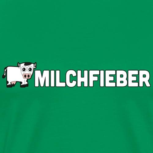 Milchfieber - Männer Premium T-Shirt