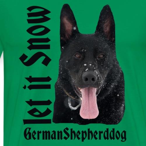 Schäferhund,Deutscher Schäferhund,Hundesport,hunde - Männer Premium T-Shirt