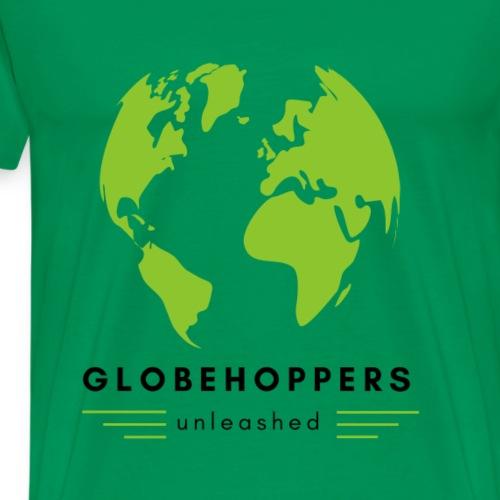 Globehoppers unleashed - Männer Premium T-Shirt
