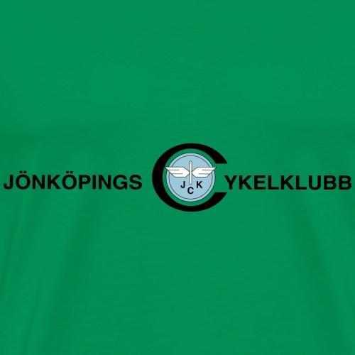 JCK - Premium-T-shirt herr