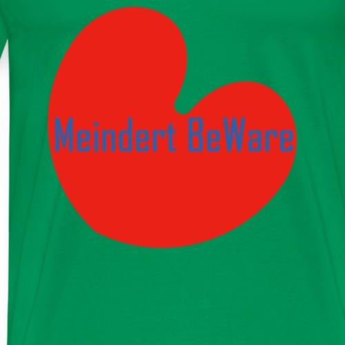MeindertBeWare - Mannen Premium T-shirt