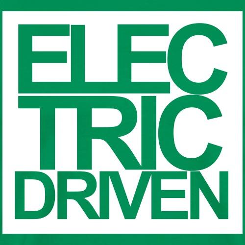 electricdriven - Männer Premium T-Shirt