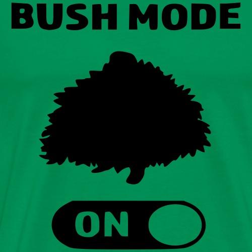 Fortnite Bush Mode ON - Männer Premium T-Shirt