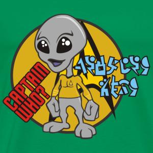 Benny - Captain Who? - Men's Premium T-Shirt