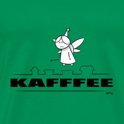 KAFFFEE - Männer Premium T-Shirt