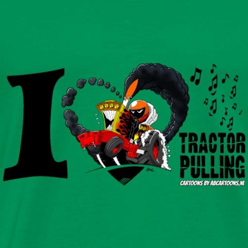 ABCartoons truckercap - Mannen Premium T-shirt
