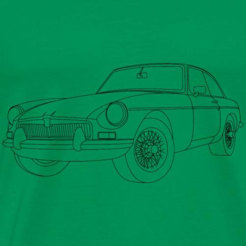 MGB - Men's Premium T-Shirt