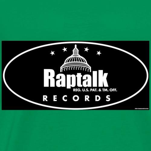 Raptalk™ winter/spring 2018 - Men's Premium T-Shirt