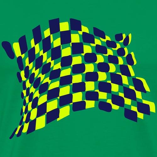 flag 42579 - Männer Premium T-Shirt