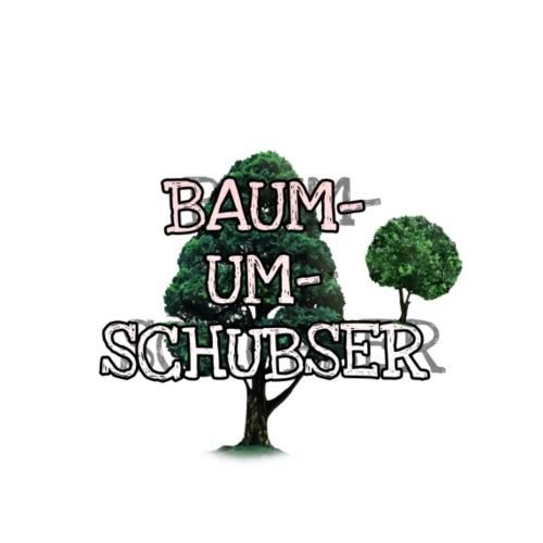 Baum-um-Schubser - Männer Premium T-Shirt