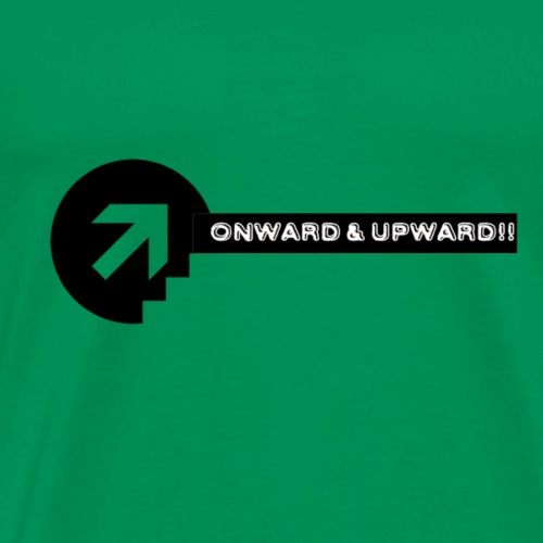 Onward & upward - Men's Premium T-Shirt