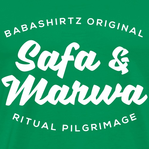 Safa & Marwa - Männer Premium T-Shirt