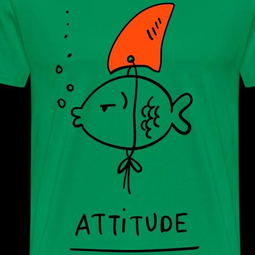Attitude - T-shirt Premium Homme