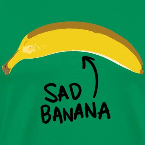 Sad Banana - Männer Premium T-Shirt