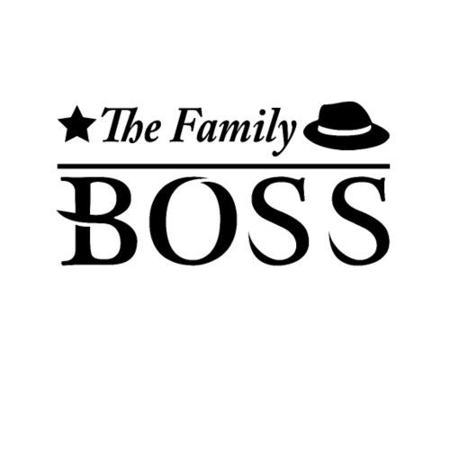 The Family BOSS - Männer Premium T-Shirt