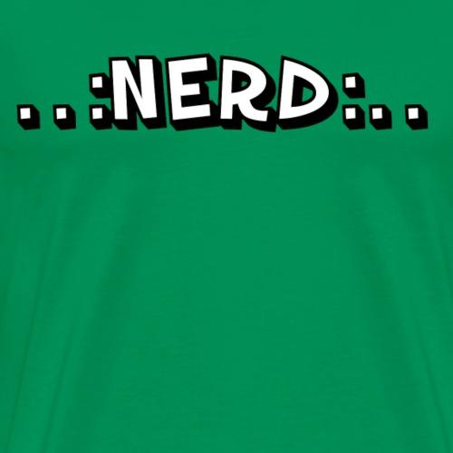 Nerd - Männer Premium T-Shirt