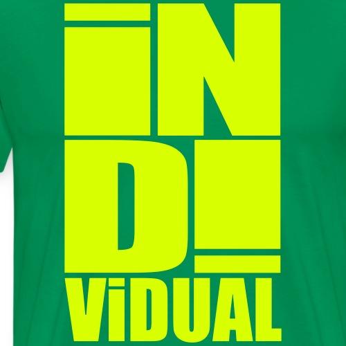 INDIVIDUAL - Männer Premium T-Shirt
