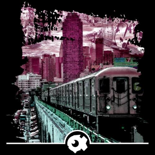 Bronx new york - Männer Premium T-Shirt