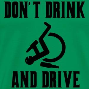DrinkDrive2 - Mannen Premium T-shirt