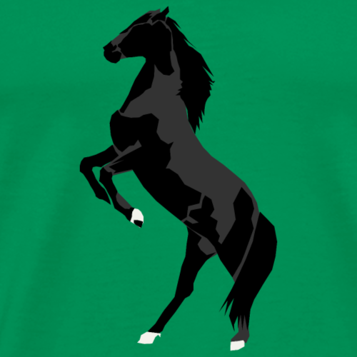 stallion 02 - Men's Premium T-Shirt