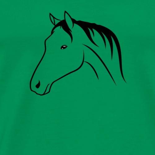 Cheval - T-shirt Premium Homme