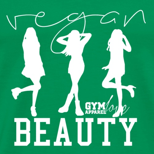 Vegan Beauty - Männer Premium T-Shirt