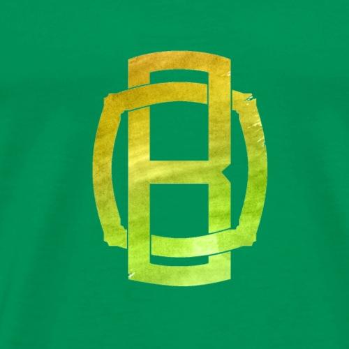 OB Gaming / Ohne Schriftzug - Männer Premium T-Shirt