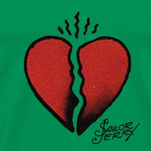 heartbreak Sailor Jerry - T-shirt Premium Homme