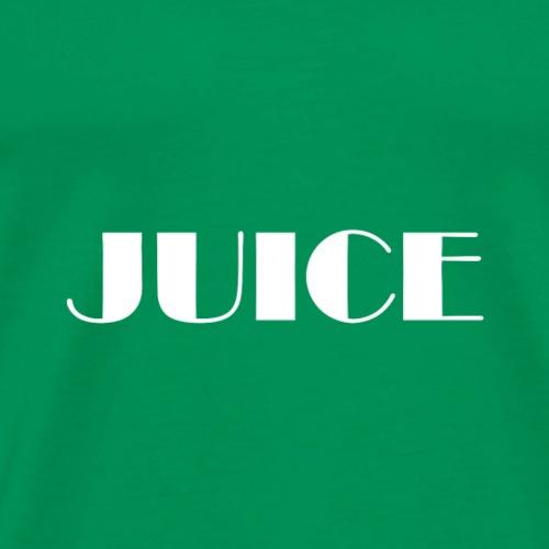 Juice - Saft - Männer Premium T-Shirt