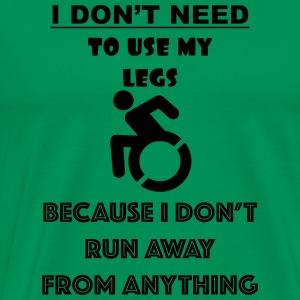 Legs - Mannen Premium T-shirt