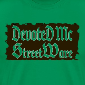 T-Shirt DEVOTEDMC STREATWEARE - Premium T-skjorte for menn