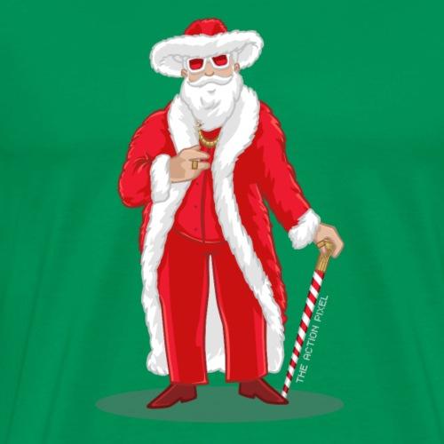 Big Pimpin' Santa - Men's Premium T-Shirt