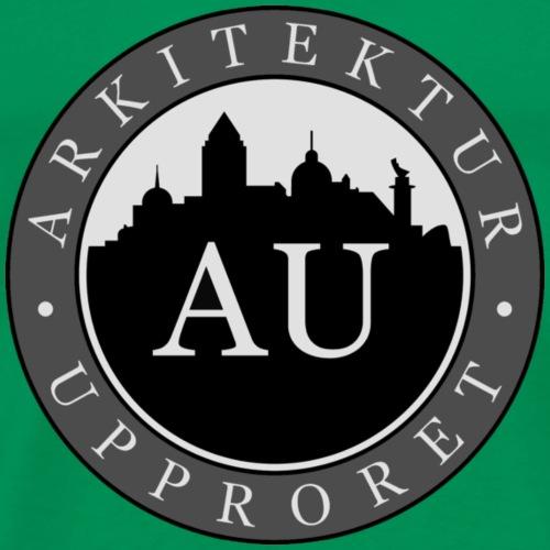 AUlogga1 - Premium-T-shirt herr