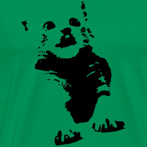 katze suess 3 - Männer Premium T-Shirt