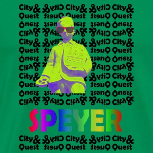 City&Quest SPEYER - Männer Premium T-Shirt