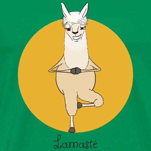 Lamasté - Männer Premium T-Shirt