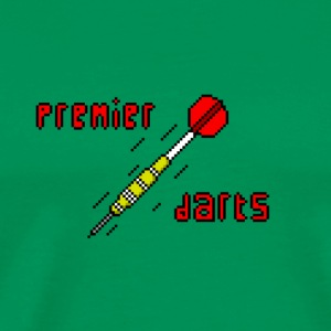 premier darts logo - Men's Premium T-Shirt