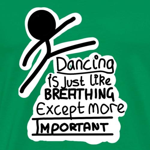 Dancing - Men's Premium T-Shirt