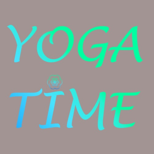 Yoga time - T-shirt Premium Homme