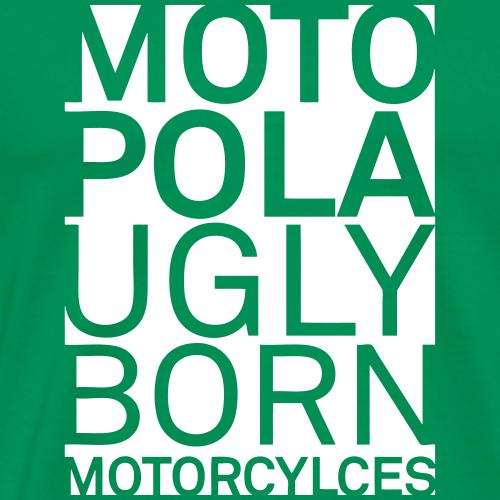 MP Block - Männer Premium T-Shirt