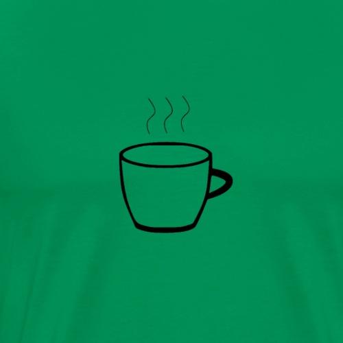 coffeelover - Männer Premium T-Shirt