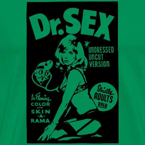 Doctor Sex poster - T-shirt Premium Homme