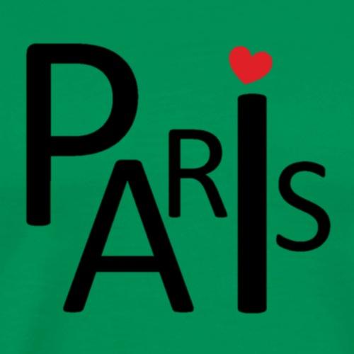 Paris strano 2 - Maglietta Premium da uomo