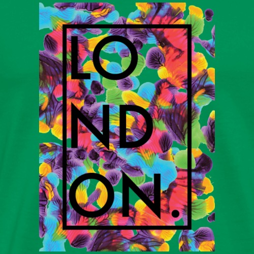 London Art 2 - Men's Premium T-Shirt