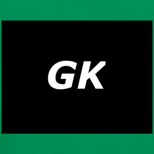 GK - Premium-T-shirt herr